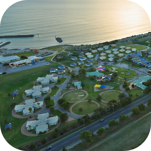 BIG4 West Beach ParksValued at $700Voucher for 2 nights accommodation in a 2 bedroom Beach House Cabin for up to 5 people, at BIG4 West Beach Parks.