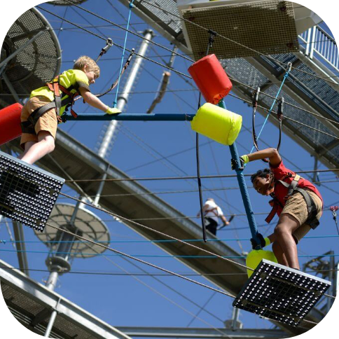 Mega AdventureValued at $200Experience the thrill of Mega Adventure with a Family of 4 Silver Package.